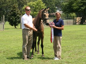 Silke of Edenhof wins Westfalen Site Champion!